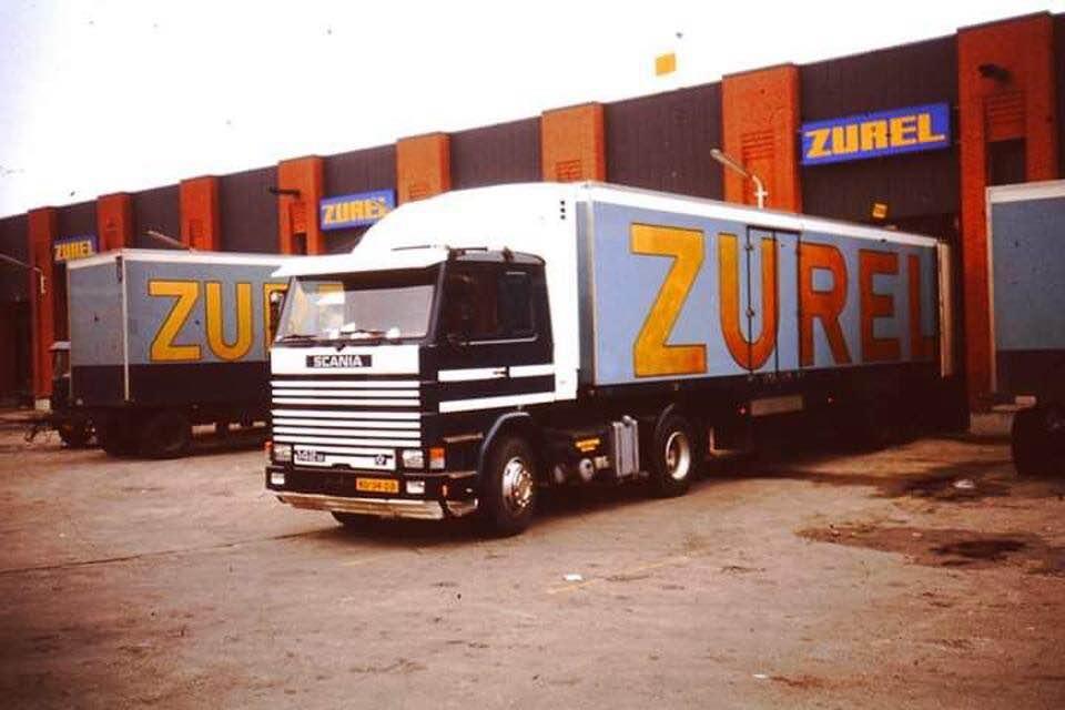 Scania-142-in-Aalsmeer-