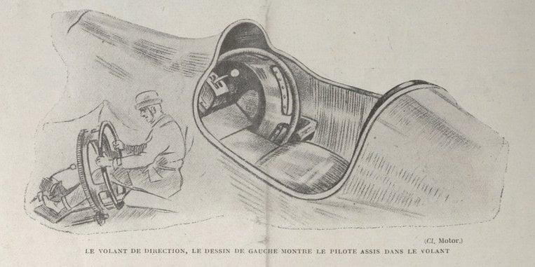 Panhard-het-scheermesje-1926-1500-CC-10-PK-met-speciale-stuurwiel-met-ritatiebeweging-via-rondsel--(4)