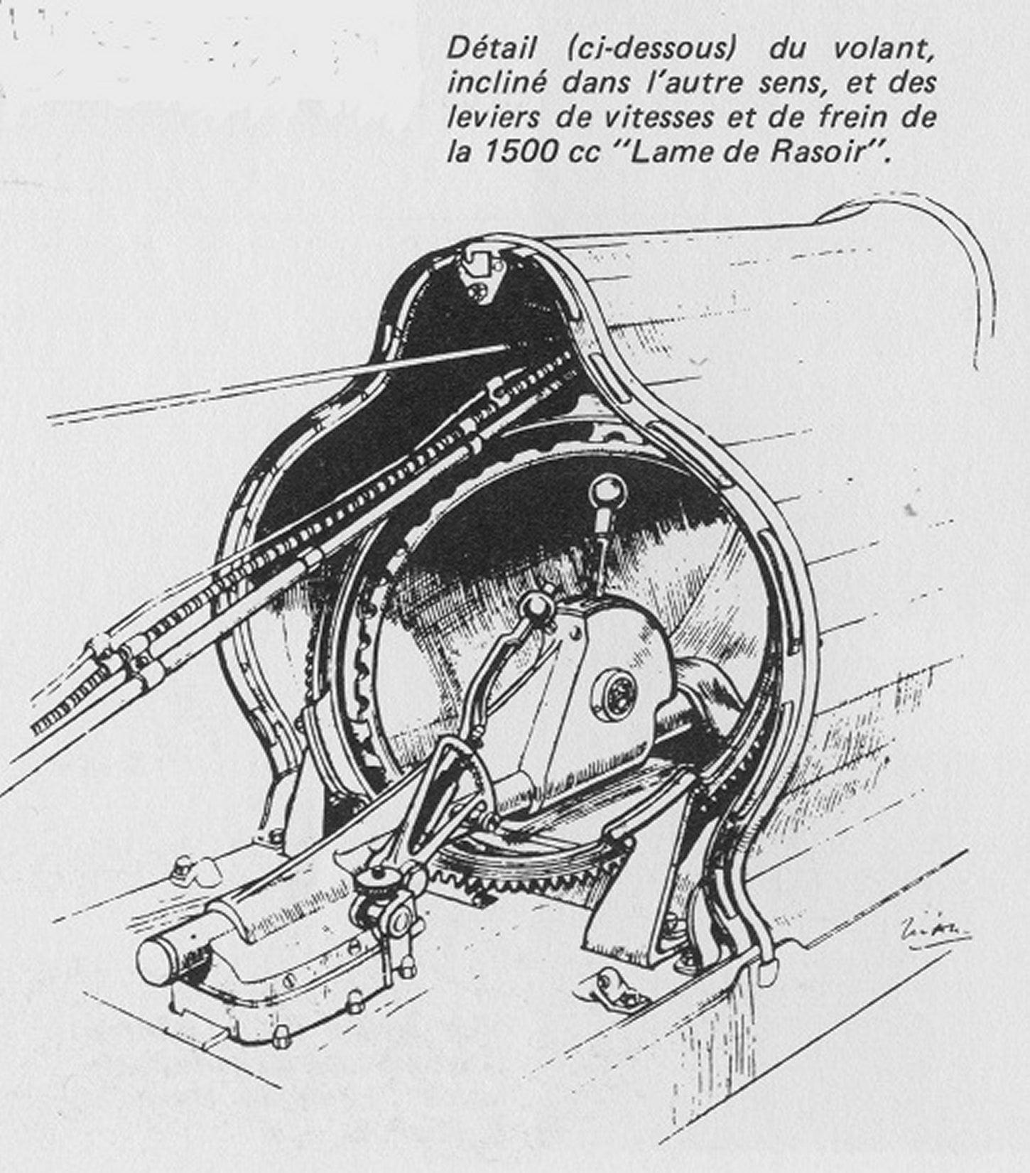 Panhard-het-scheermesje-1926-1500-CC-10-PK-met-speciale-stuurwiel-met-ritatiebeweging-via-rondsel--(6)