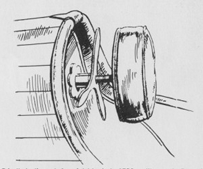 Panhard-het-scheermesje-1926-1500-CC-10-PK-met-speciale-stuurwiel-met-ritatiebeweging-via-rondsel--(7)
