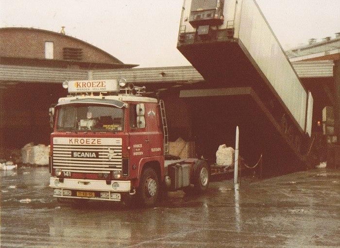 Willy-2-,-in-Belgie-zwoerd-lossen