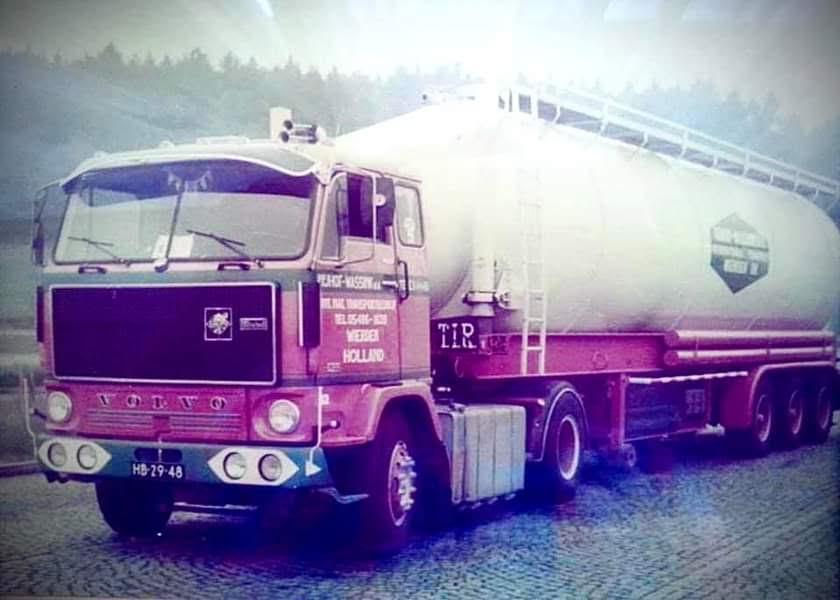 Volvo-F89-Chauffeur-Dommerholt