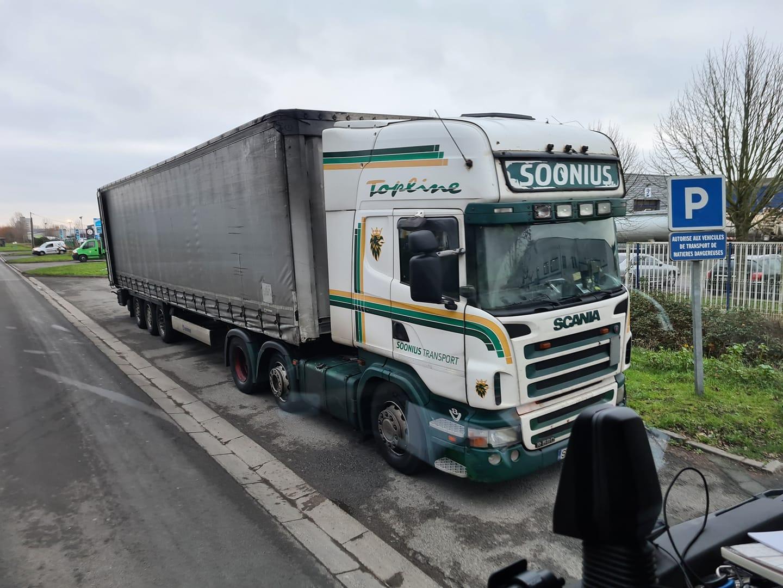 Scania-ex-BR-PD-08-duinkerke-met-witte-plaat