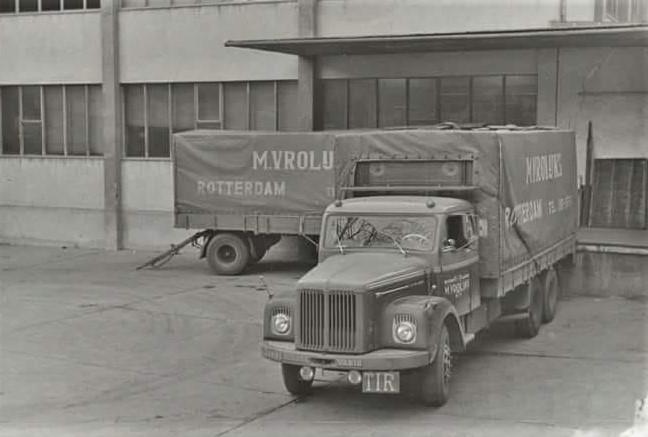 Scania-Vabis--Peter-Van-Oort-chauffeur
