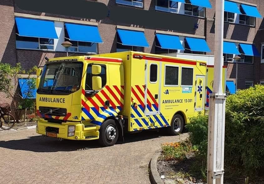 Volvo-Ambulance