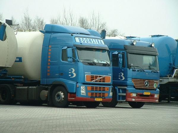 Volvo-Mercedes