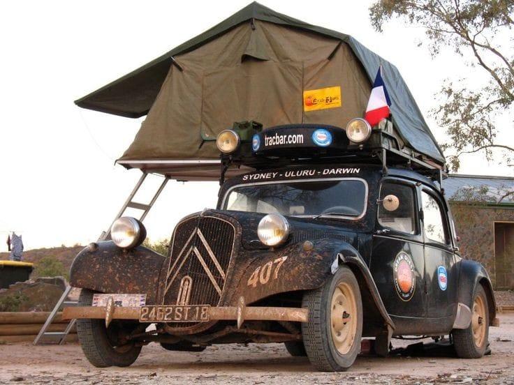 Citroen-camper