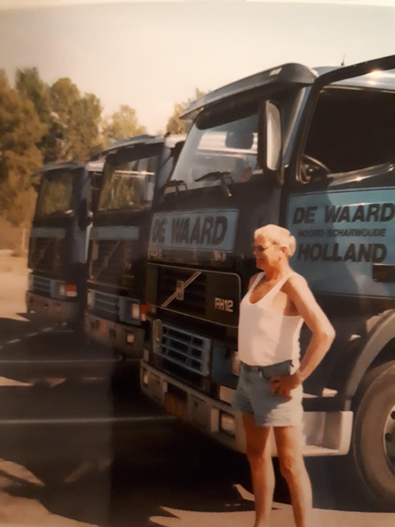 Gerard-Krijsman-in-Belgrado-bij-hotel-National-waar-bewaking-was-1991