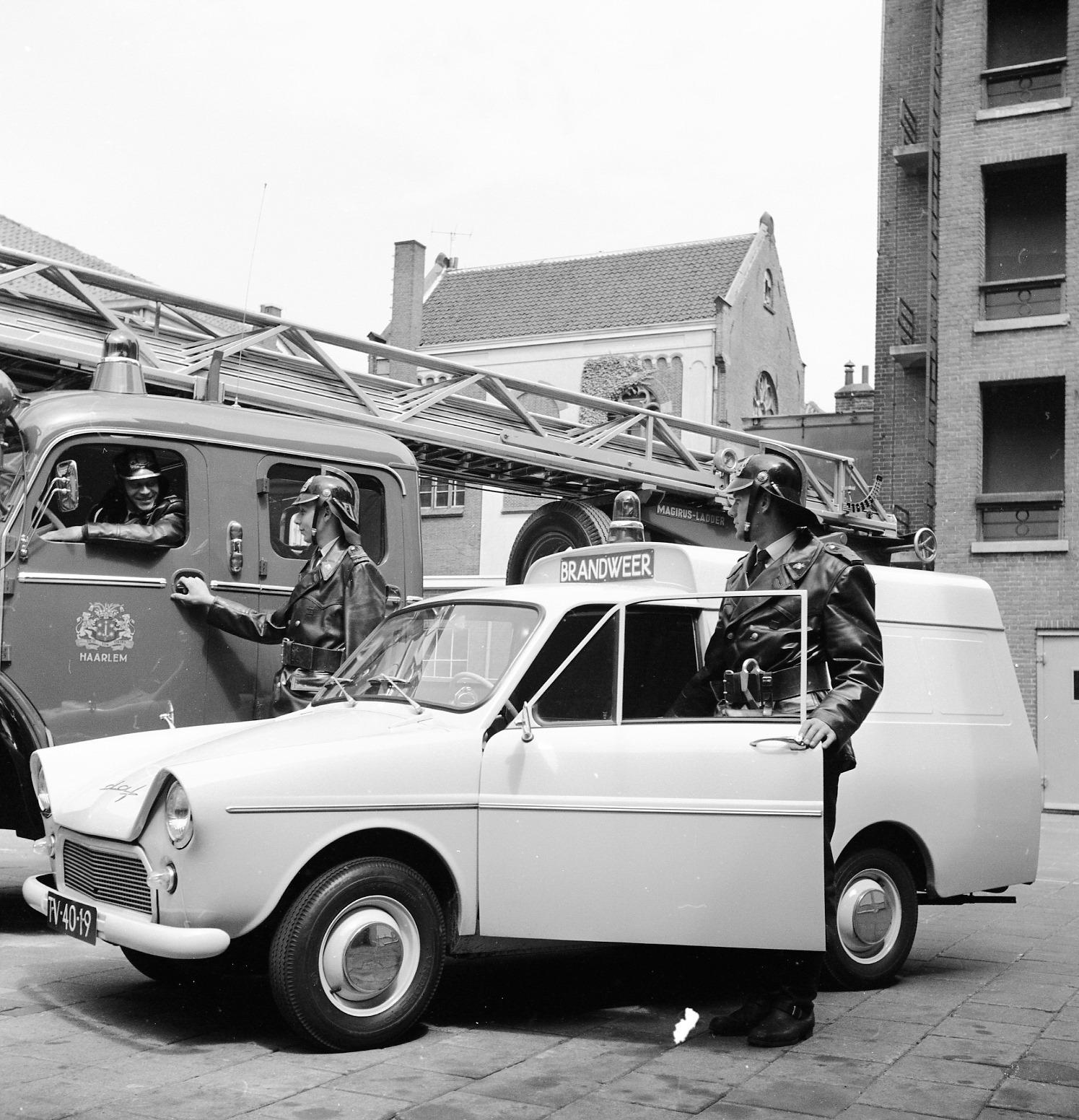 Haarlem-begin-jaren-60-