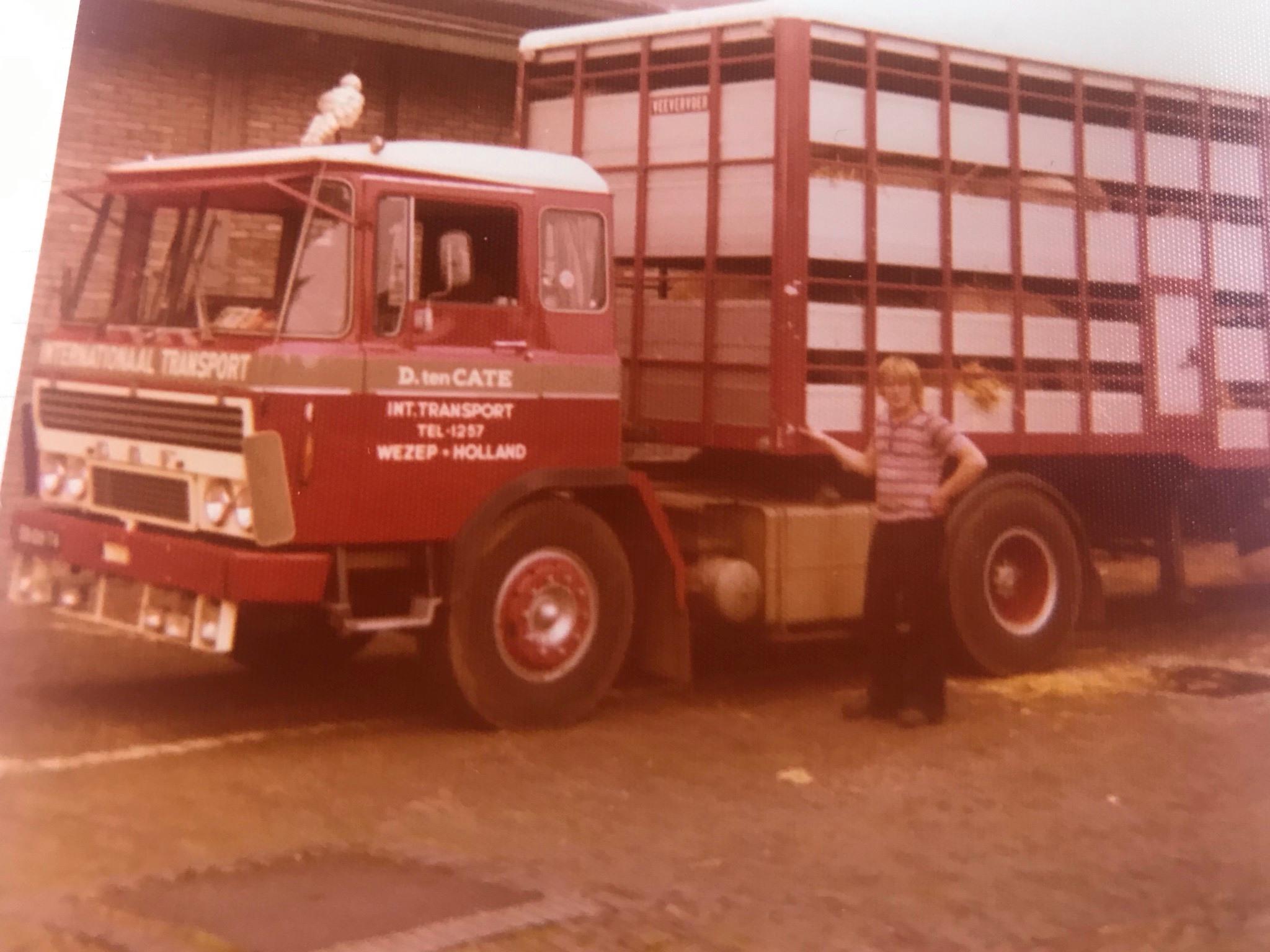 Daf-2600--wagen-van-Albert-Karel