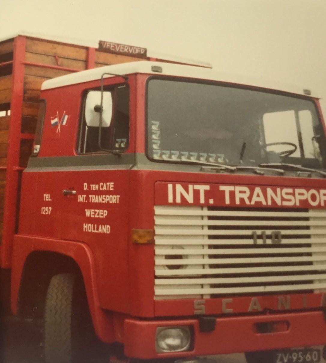 Scania-Gait-Mulder-zijn-eerste-
