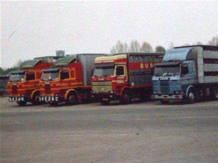 Scania-in-Rovato-Italie