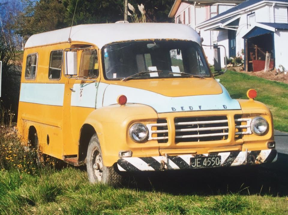 Bedford-busses