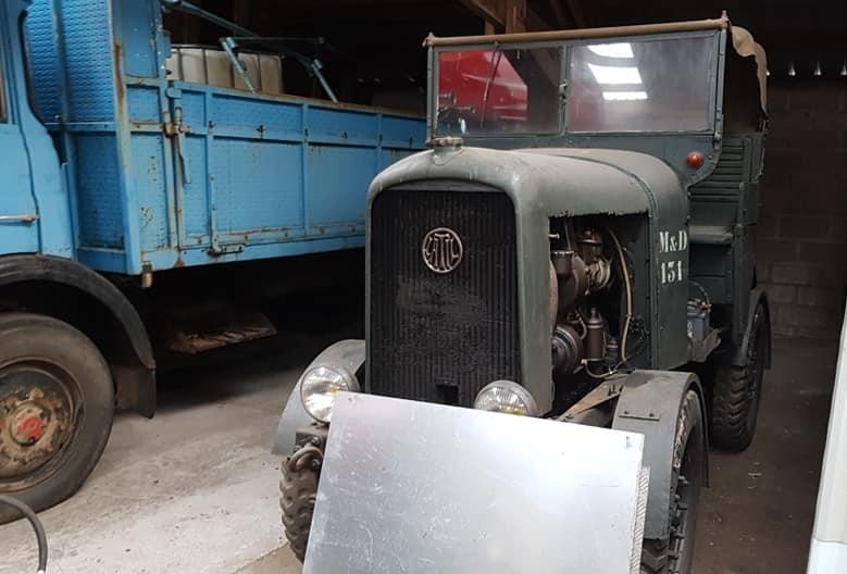 Latil-Traktor