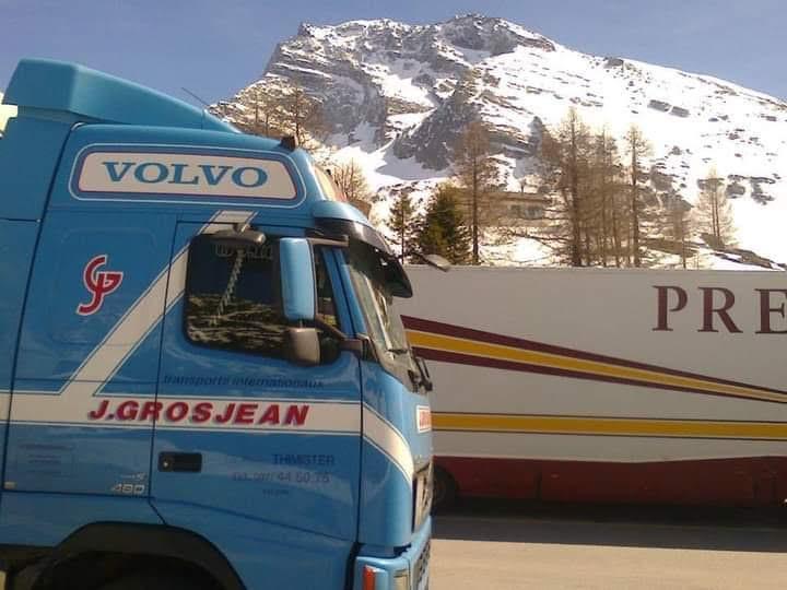 Volvo-Spanje