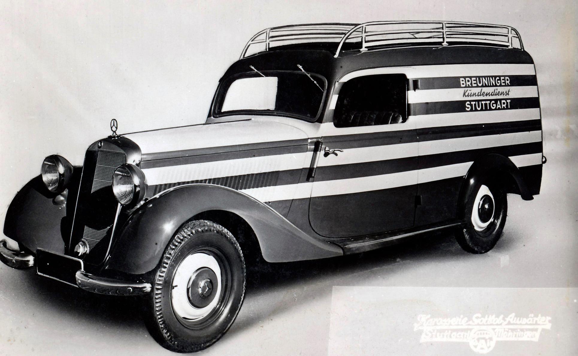 Mercedes-170V