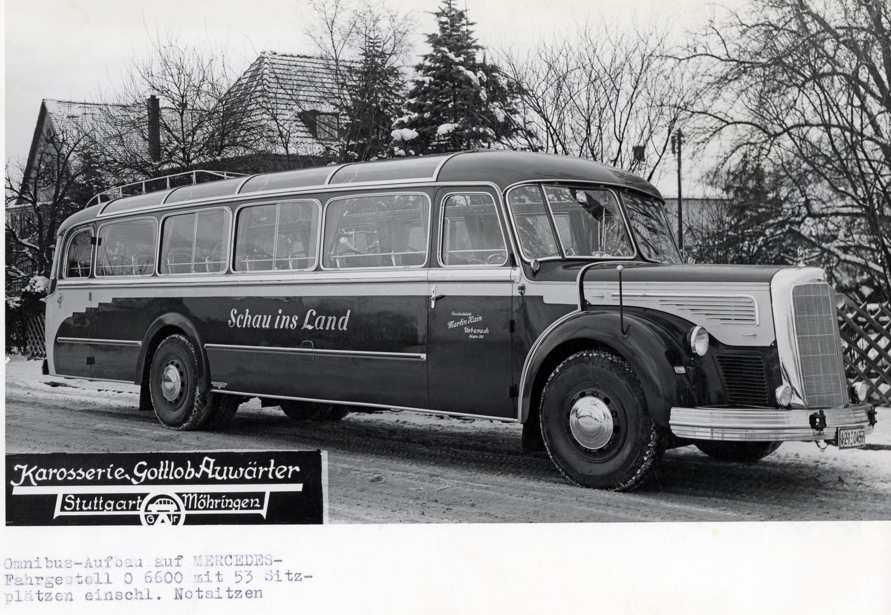 Mercedes-O-6600-