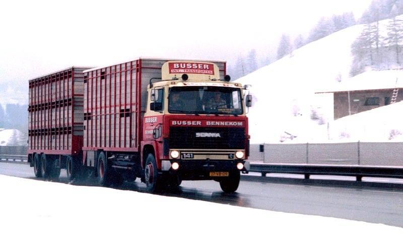 Scania-V8--Brenner-autoweg-