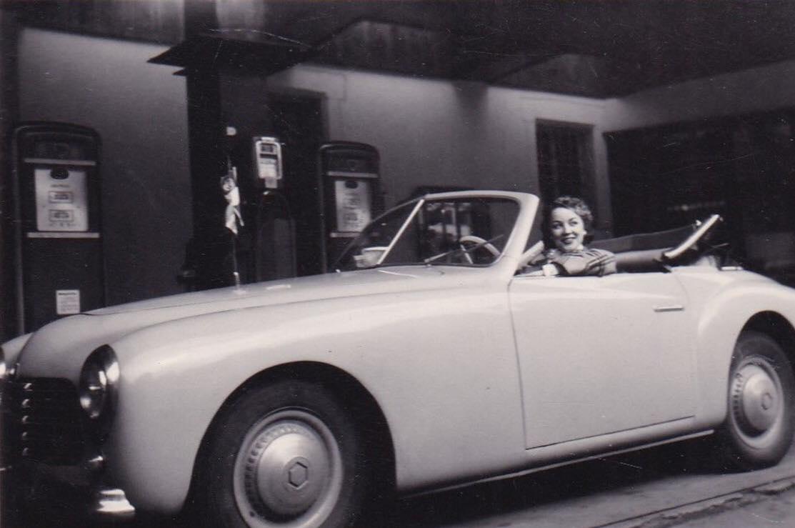Simca-Sport-Cabrio