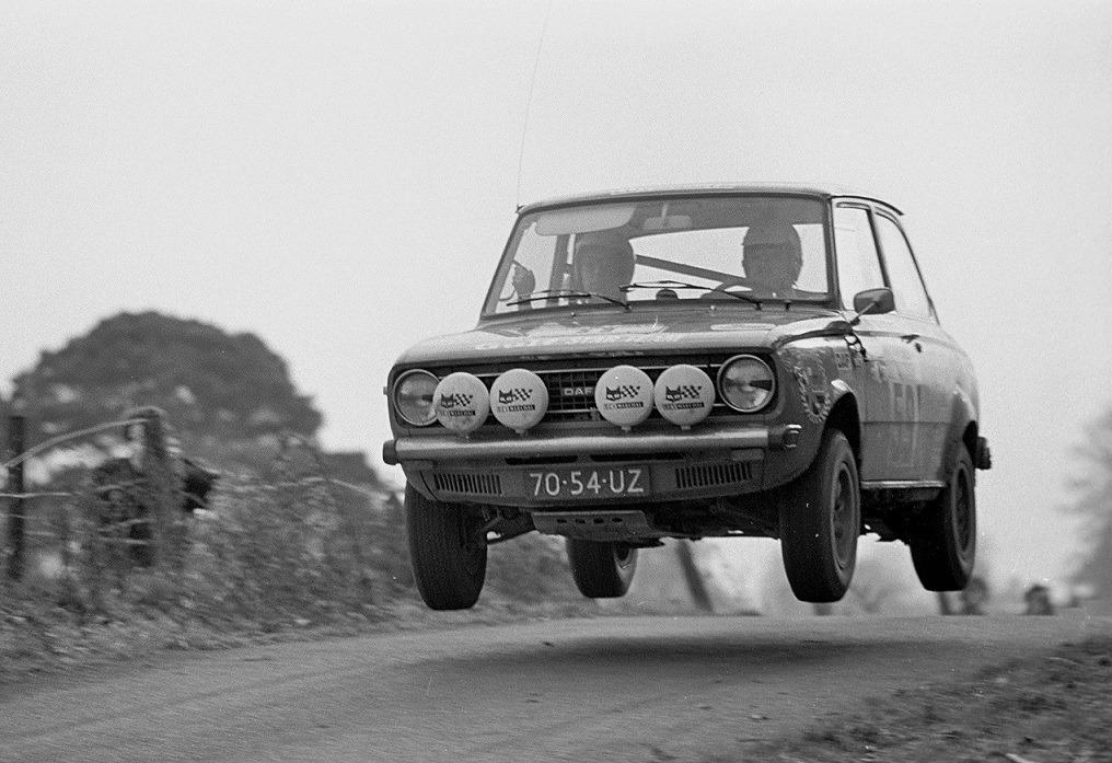 DAF-66-RAC-Rally-1973-W-en-K-Luijbrechts-