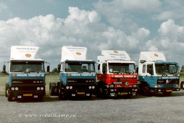 DAF-Scania-Volvo