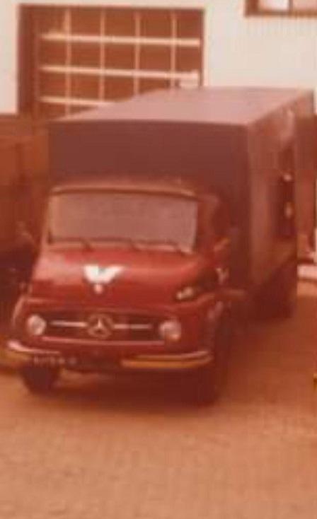Mercedes-LP