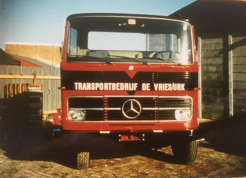 Mercedes-Nieuw