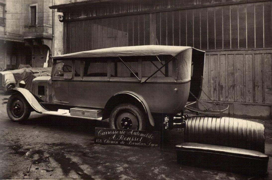 Pegeot-1928-longo-chassis
