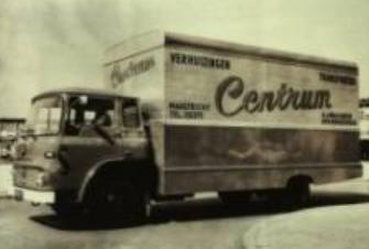 Bedford-kastenwagen