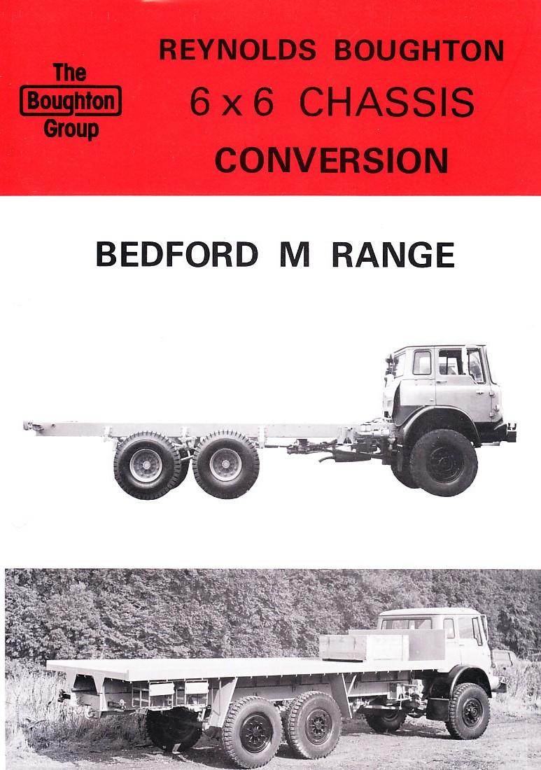 Bedford-M-Range