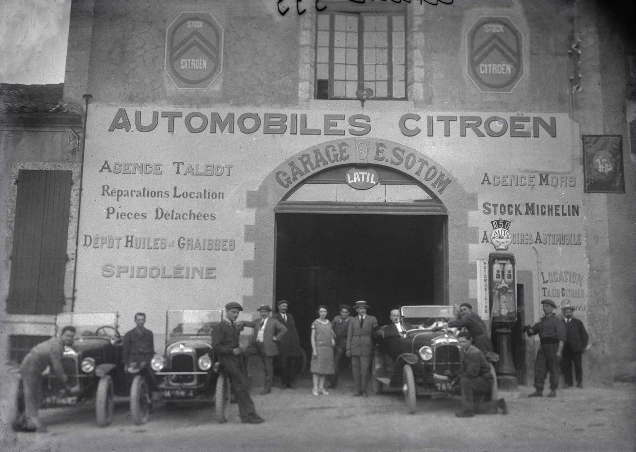 Citroen-1930