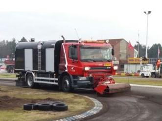 DAF-CF-Veegwagen
