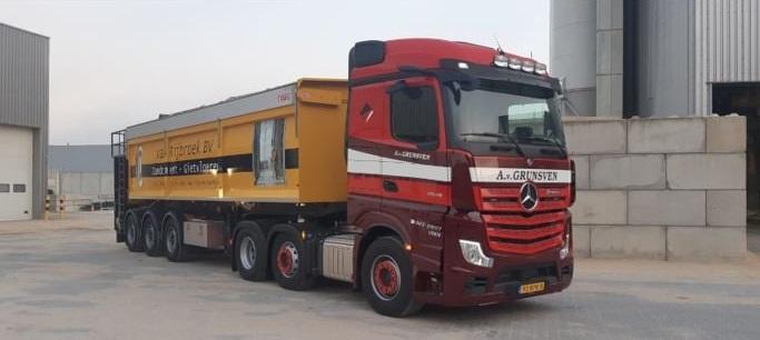 Mercedes-6X2
