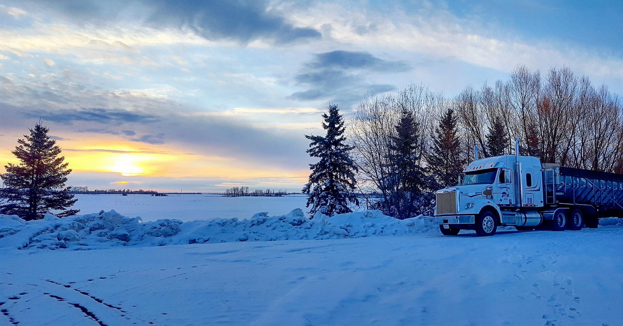 20-3-2021-Noord-oosten-van-Edmonton-zons-opgang-
