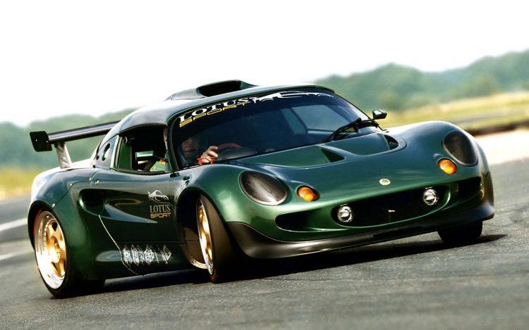 Lotus-Racing-Car-