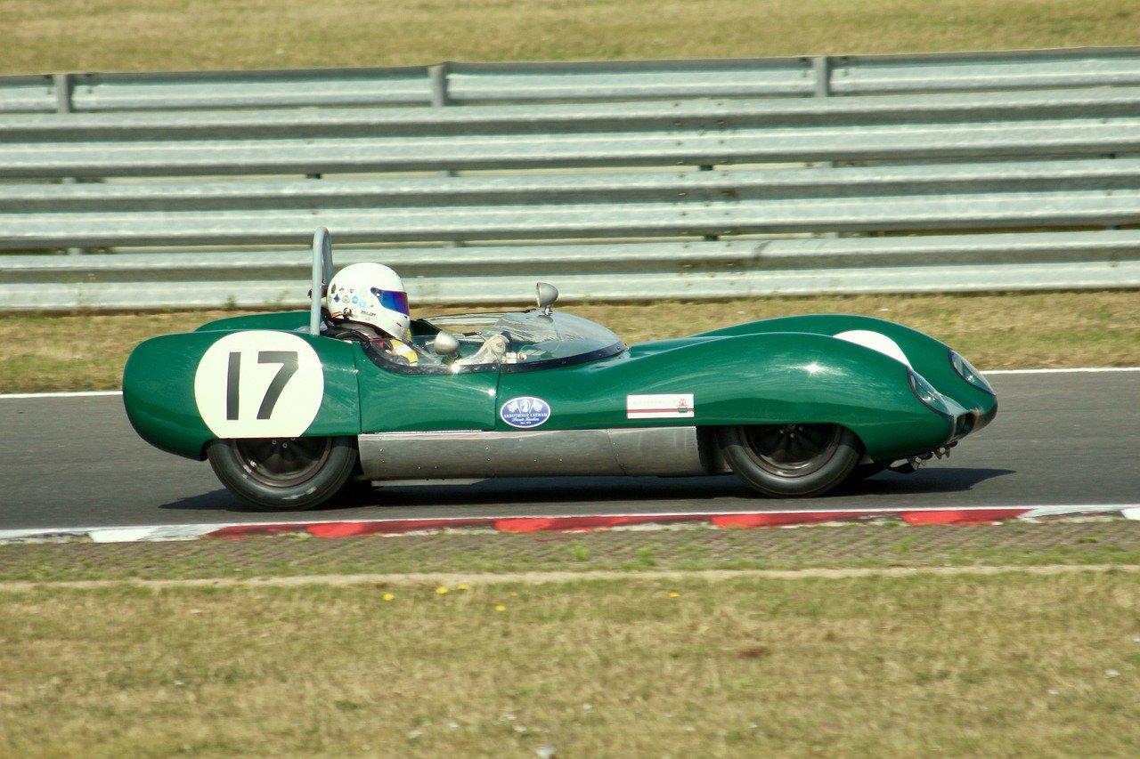 Lotus-Racing-car