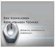 Erik Kockelkoren Bedrijfswagen Techniek