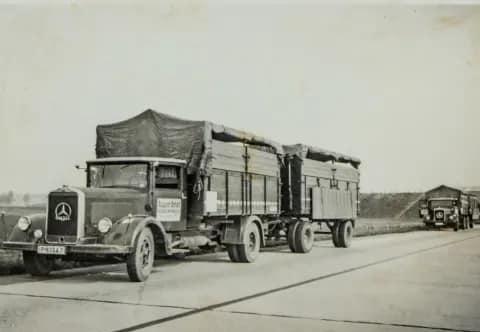 1930--Mercedes-Benz