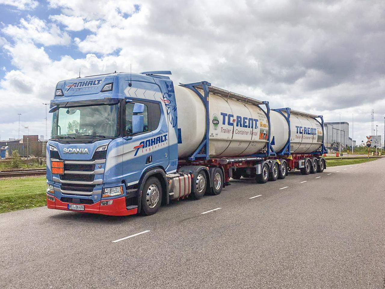 Scania--V8