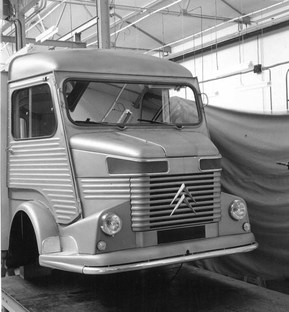 Citroen-Type-H-1960-Proto