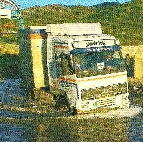 Volvo-in-Griekenland