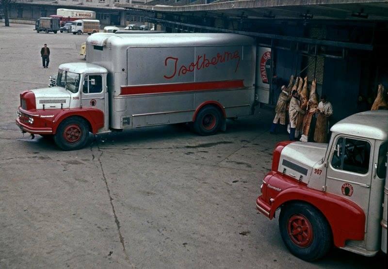1964-Unic-ZU-Tourmalet-Isotherme-Transport-de-Viande