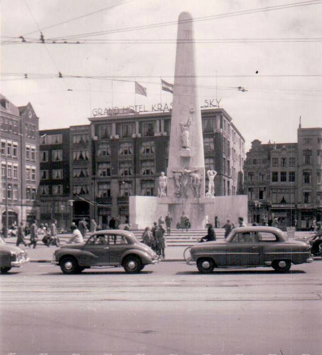 1958-Amsterdam-Dam