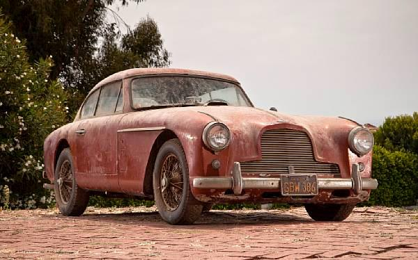 1957-Aston-Martin-DB24-MkII-Barn-Find
