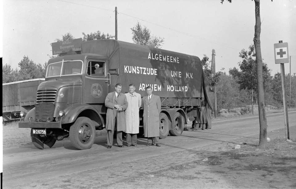 ENKA-Ede-GMC-Willem-Rouw-archief