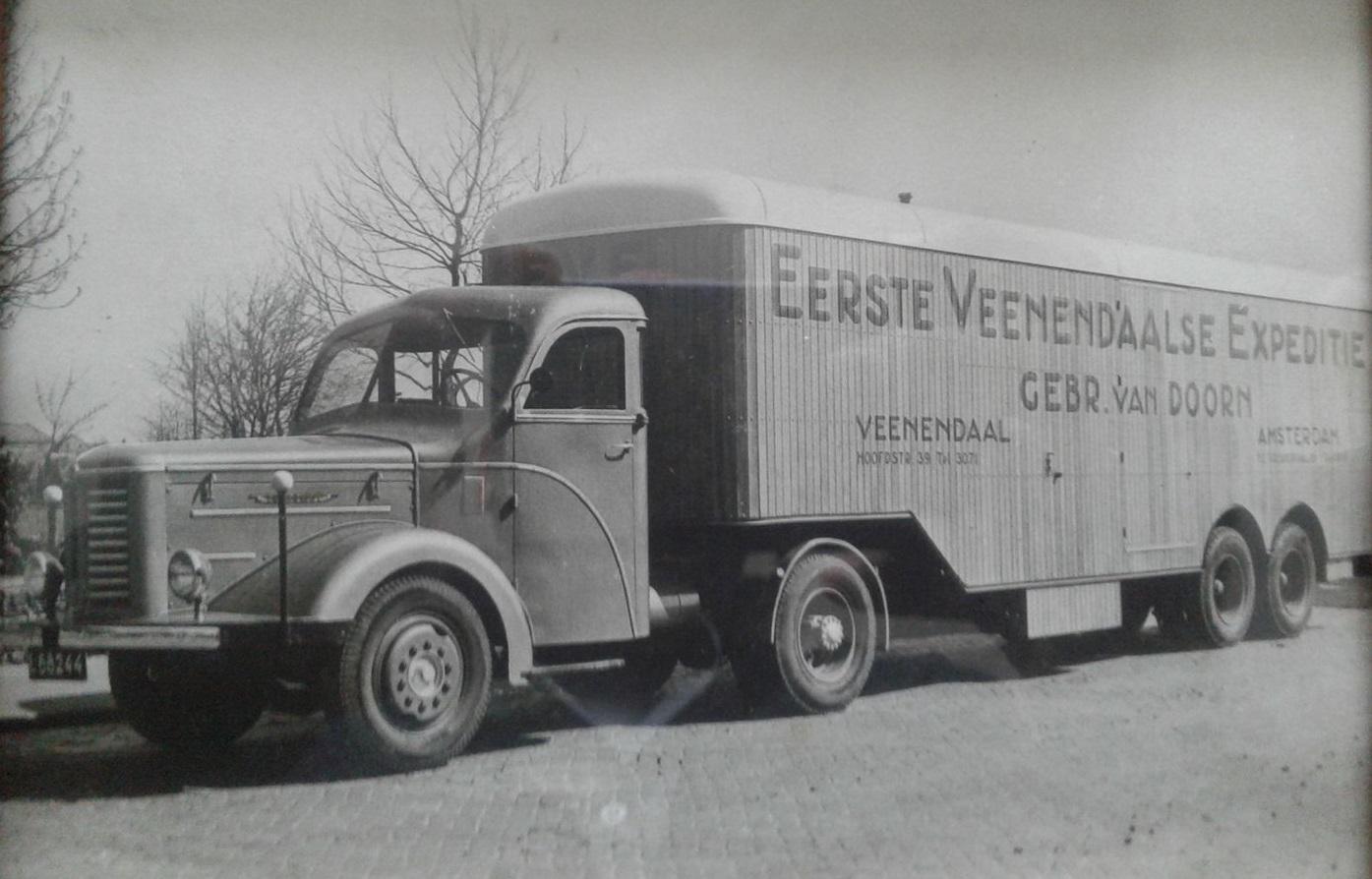 Kromhout--Chauffeur-Evert-ter-Maaten