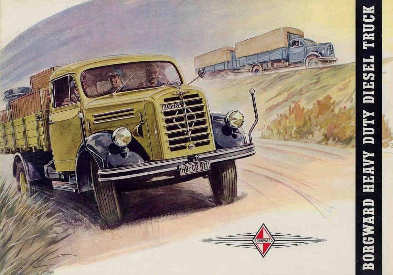 1958-Borgward-4x4