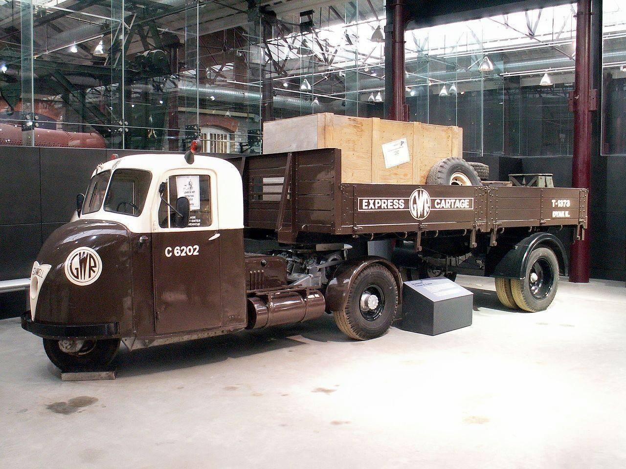 truck-Scammell