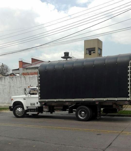 Dodge-Camion