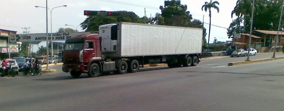 Kamaz---Venezuela